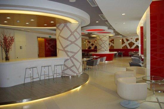 Holiday Inn Express Sanlin Shanghai: Guest Lounge