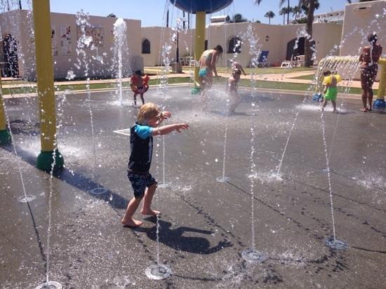 HD Parque Cristobal Gran Canaria: splash area