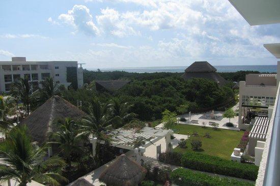 Paradisus Playa del Carmen La Perla: Vista desde la habitación