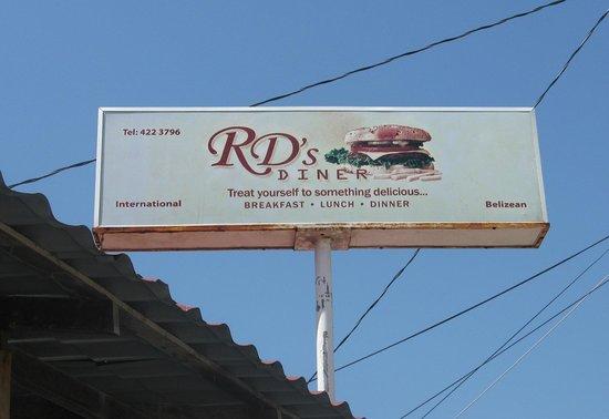 RD's Diner