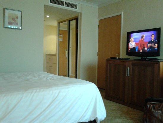 Peterborough Marriott Hotel: Room first floor