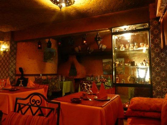 Tajine Wa Tanjia : L'ambiance dans le restaurant