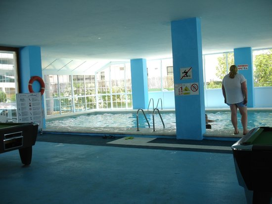 Hotel Arenal: indoor pool