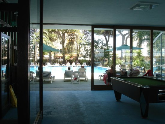 Hotel Arenal: pool