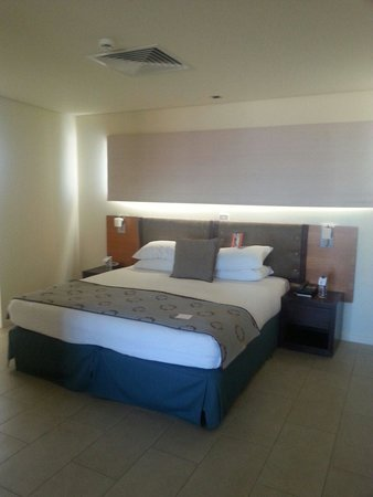 Mantarays Ningaloo Beach Resort: La nostra camera