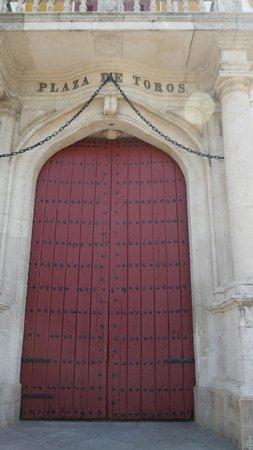 Plaza de Toros de la Maestranza : Main Entrance