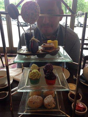 London Hilton on Park Lane: Afternoon tea