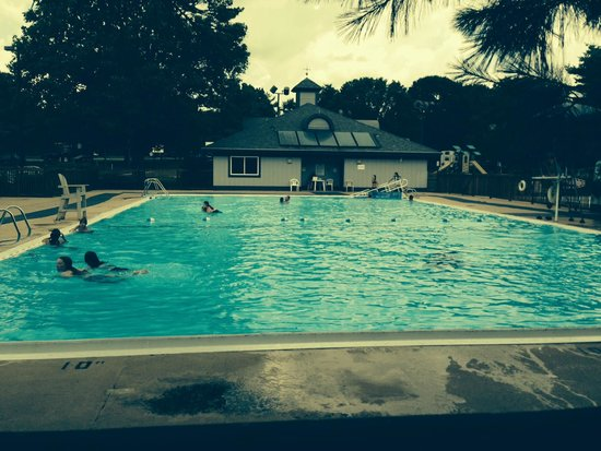 Pool picture of kentucky horse park campground - Campgrounds in ohio with swimming pools ...