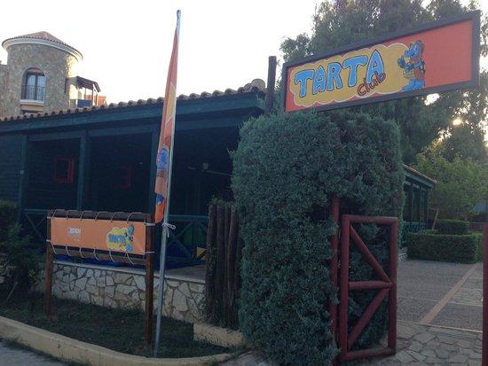 Aldemar Olympian Village: TARTA mini club