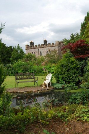 Stafford House Garden