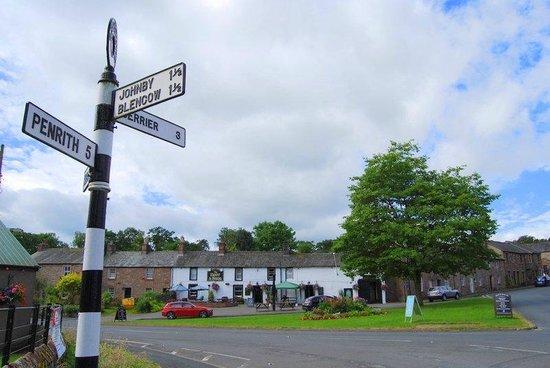 Stafford House : Greystoke Village Green