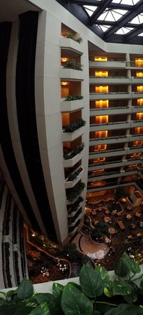 Embassy Suites by Hilton Washington-Convention Center: vista do meu quarto