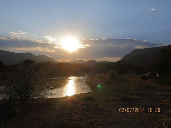 Samara Private Game Reserve: Sunset