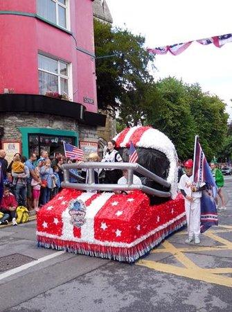 Ardree House: 4th of July Parade Killarney