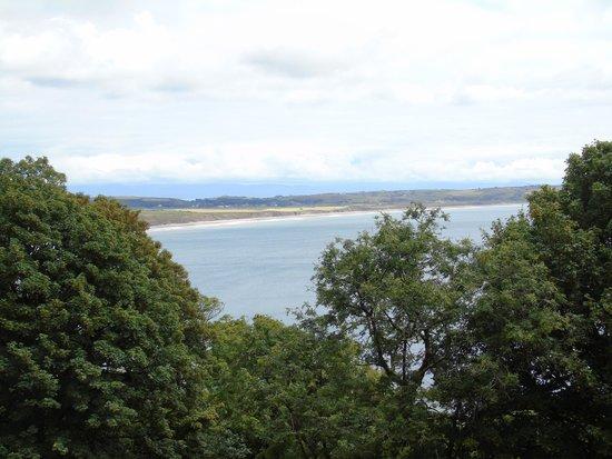 Plas yn Rhiw: View across the bay