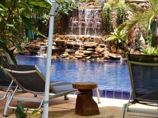 Garden Resort: excellent swimming pool