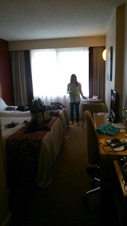 Jurys Inn Sheffield: Twin room