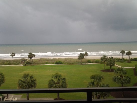 DoubleTree Resort by Hilton Myrtle Beach Oceanfront: Our view from the room!