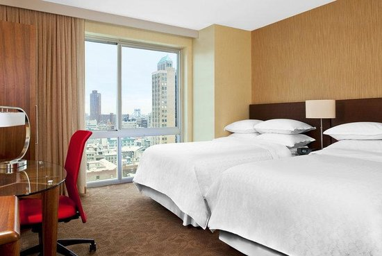 Sheraton Tribeca New York Hotel : Double Guest Room