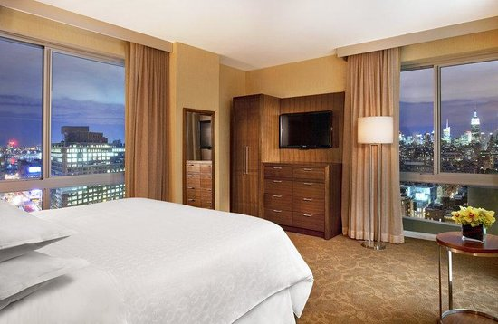 Sheraton Tribeca New York Hotel: Presidential Suite