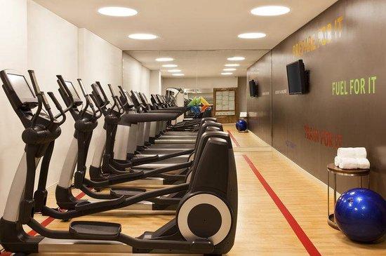 Sheraton Tribeca New York Hotel : Sheraton Fitness Center