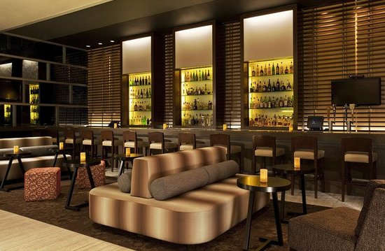 Sheraton Tribeca New York Hotel : Dutch Lounge