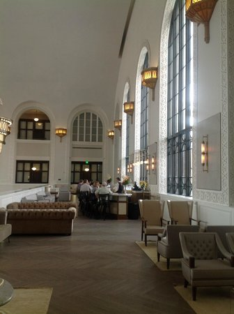 The Cooper Lounge Picture Of The Crawford Hotel Denver Tripadvisor