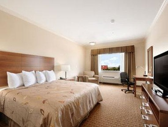 Ramada College Station: Standard King Room