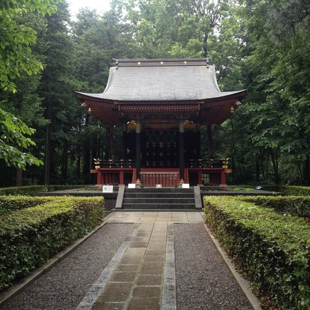 Edo-Tokyo Open Air Architectural Museum: Jisho-in Mausoleum
