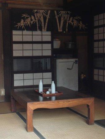 Edo-Tokyo Open Air Architectural Museum: Interior view