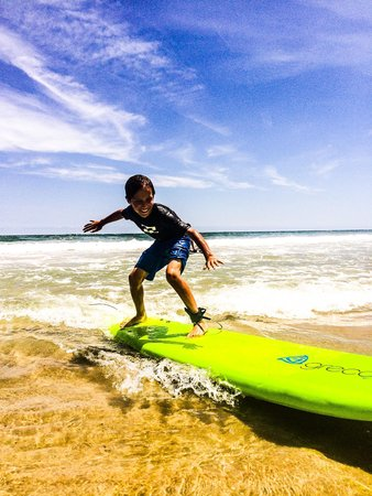 Surf City Surf School