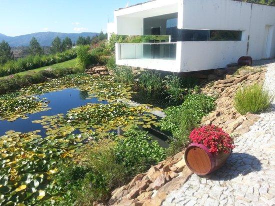 Água Hotels Mondim de Basto: Lago