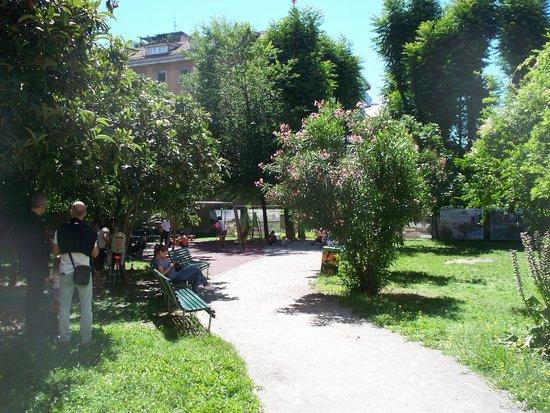 Giardino di via Terraggio