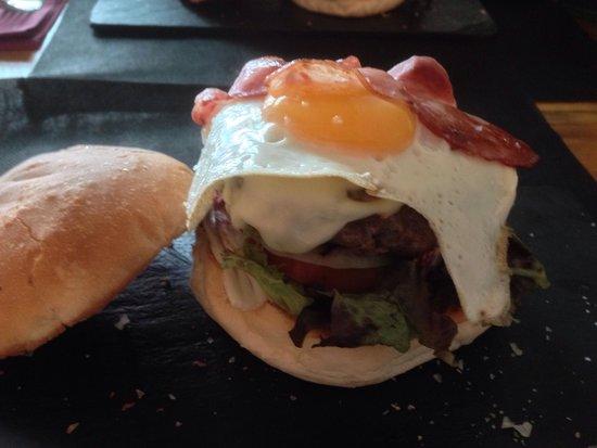B Burger: B Bronx burger