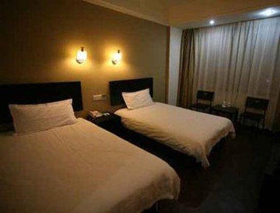 Super 8 Hotel Hangzhou Cheng Zhan: 2 Twin Bed Room