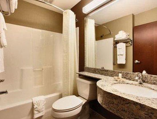 Microtel Inn & Suites by Wyndham Pearl River/Slidell: Bathroom