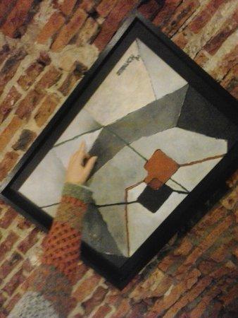 Museo Andes 1972: Expressão artistica de um dos sobreviventes a respeito da tragédia.