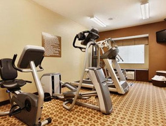 Microtel Inn & Suites by Wyndham Pearl River/Slidell: Fitness Center