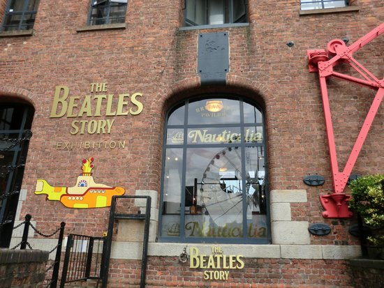 Best Western Hallmark Hotel Liverpool Feathers: Museu imperdível