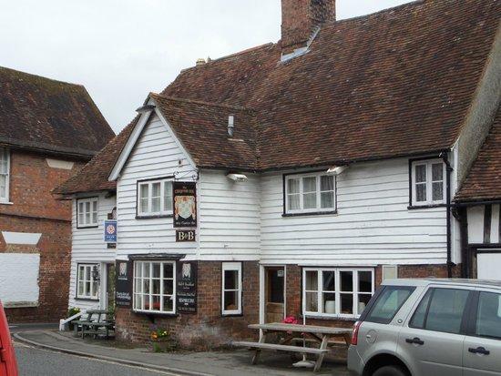 The Chequers Inn: outside