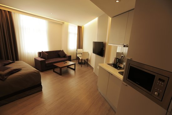 Molton Hotel Nisantasi: Superior Suite