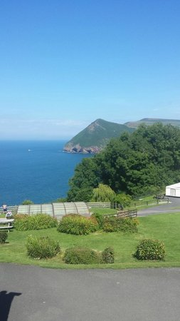 Sandy Cove Hotel: What a view