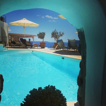 Esperas: the pool