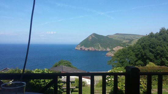 Sandy Cove Hotel: I wish I had this view all the time