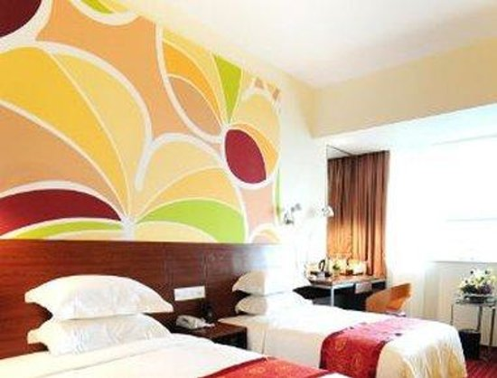 Days Inn Guangzhou: Twin Bed Room