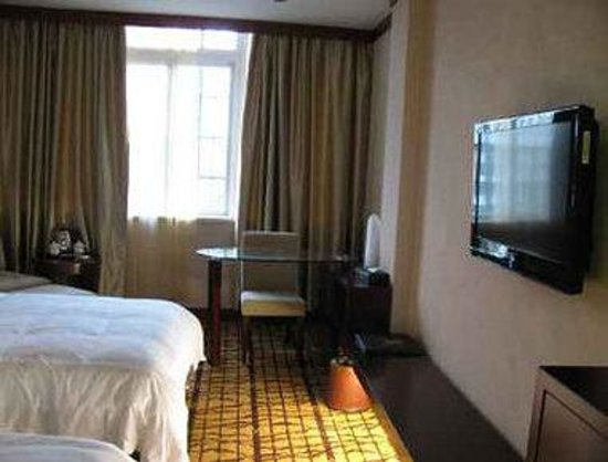 Super 8 Hotel Guangzhou Railway Station: 2 Twin Bed Room