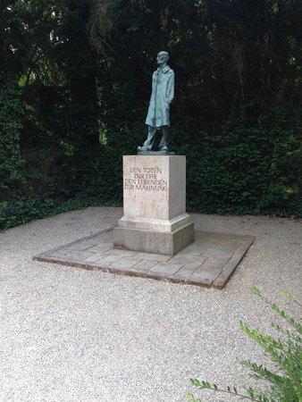 In Their Shoes Dachau Memorial Tours: Memorial of the Survivors