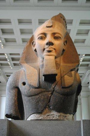 British Museum : Sphinx