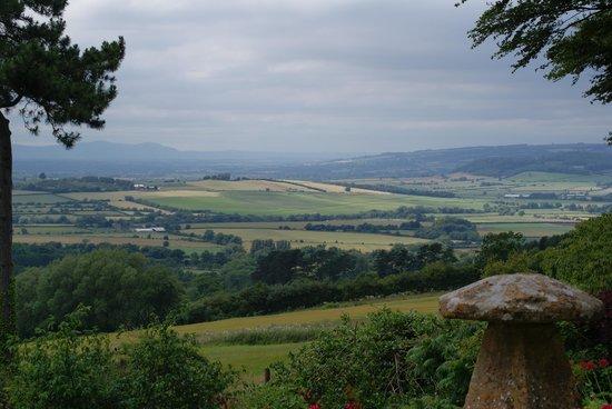 Winchcombe, UK: The view