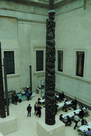 British Museum : The totem